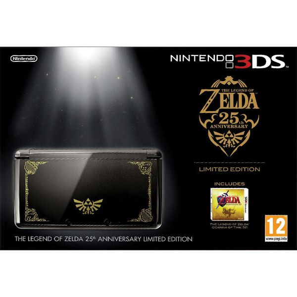 Nintendo 3DS The Legend of Zelda 25th Anniversary (Limited Edition)