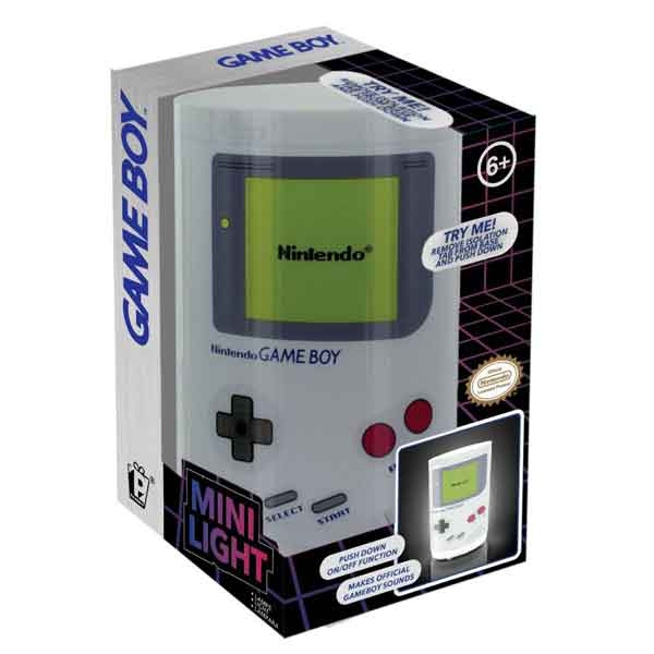 Nintendo Game Boy Mini Light so zvukom