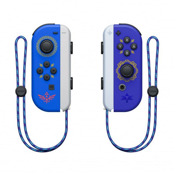 Nintendo  Joy-Con Pair Hylian Shield and Master Sword