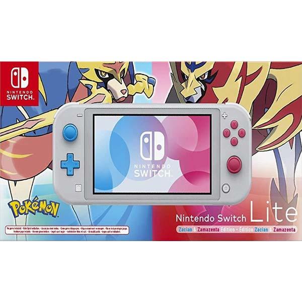 Nintendo Switch Lite (Zacian and Zamazenta Edition)