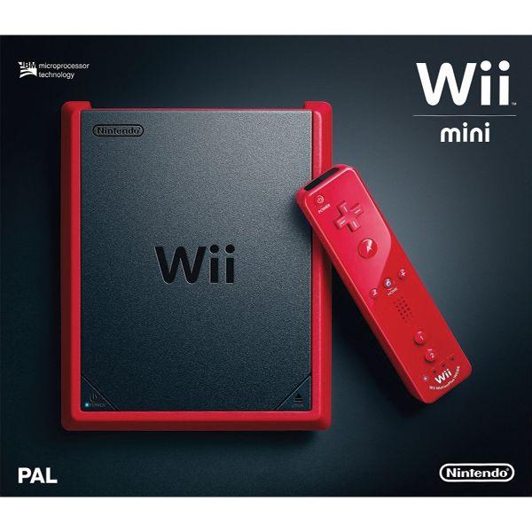 Nintendo Wii mini - BAZÁR (použitý tovar , zmluvná záruka 12 mesiacov)