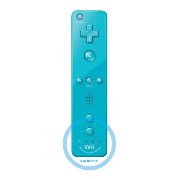 Nintendo Wii Remote Controller Plus, blue