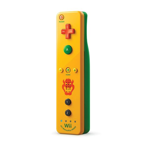 Nintendo Wii Remote Controller Plus Bowser
