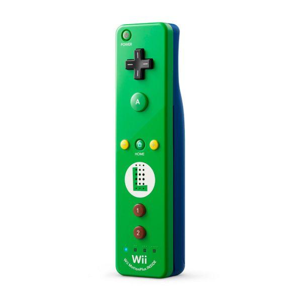 Nintendo Wii Remote Controller Plus Luigi