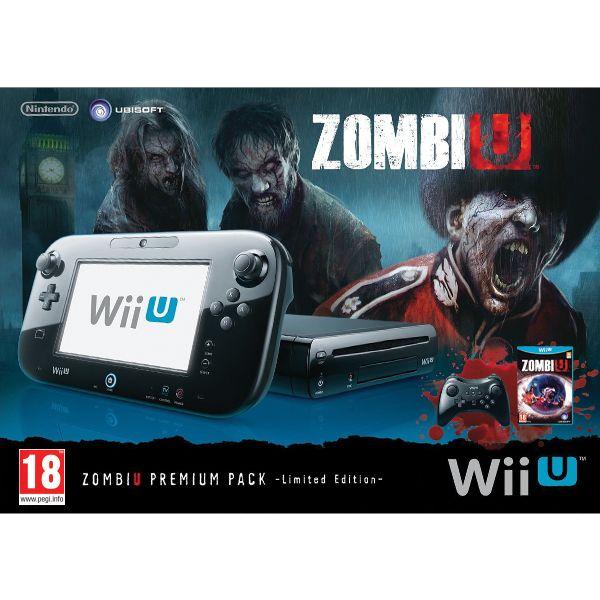 Nintendo Wii U ZombiU Premium Pack 32GB (Limited Edition)