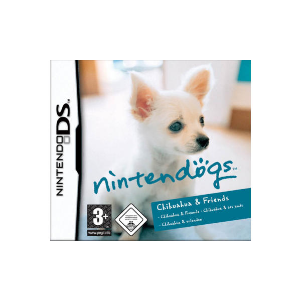 how to delete nintendogs data