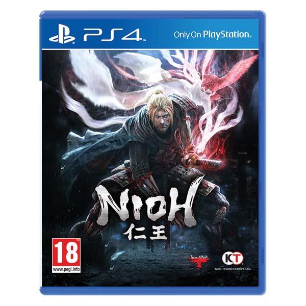 Nioh [PS4] - BAZÁR (použitý tovar)
