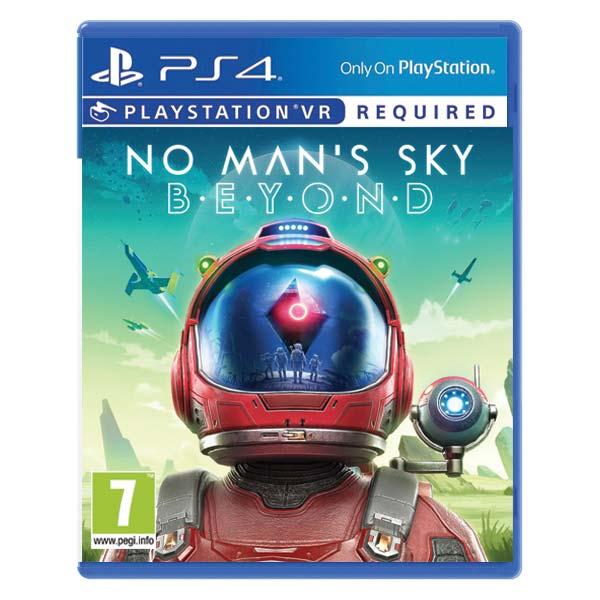 No Man's Sky: Beyond [PS4] - BAZÁR (použitý tovar)