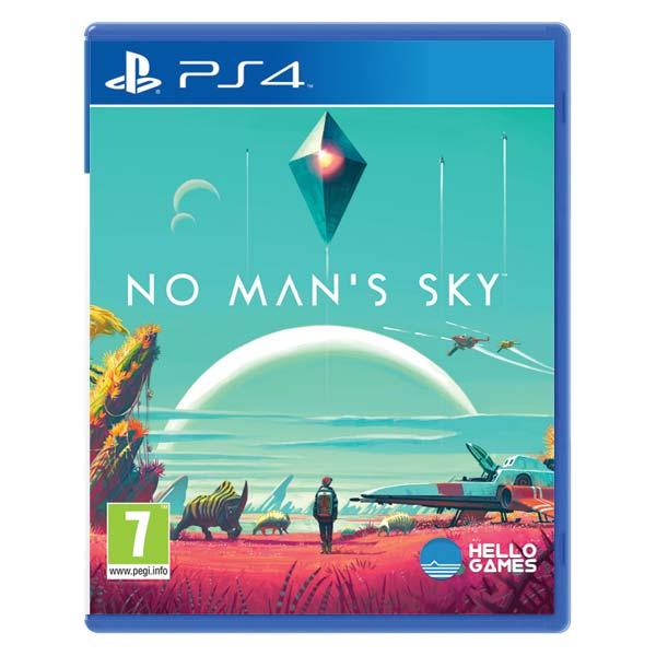 No Man's Sky [PS4] - BAZÁR (použitý tovar)