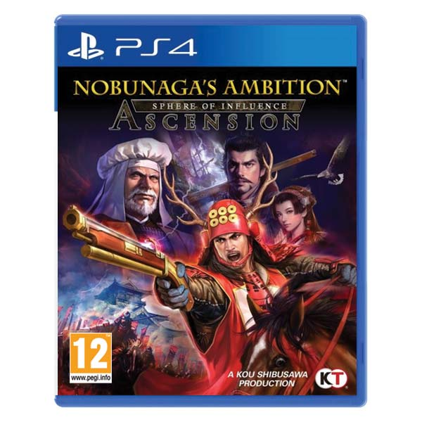 Nobunaga´s Ambition Sphere of Influence: Ascension