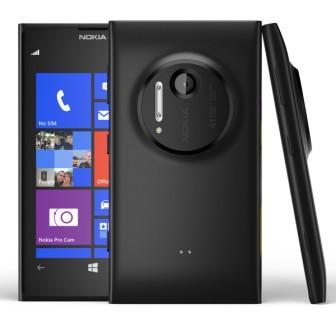 Nokia Lumia 1020, WindowsPhone 8   Black, Trieda A - použité, záruka 12 mesiacov
