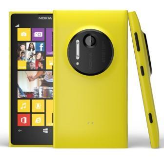 Nokia Lumia 1020, WindowsPhone 8 | Yellow, Trieda B - použité, záruka 12 mesiacov