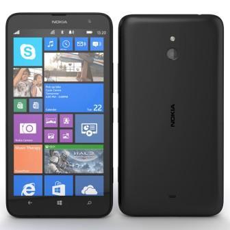 Nokia Lumia 1320, WindowsPhone 8 | Black, Trieda B - použité, záruka 12 mesiacov