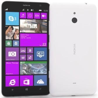 Nokia Lumia 1320, WindowsPhone 8 | White, Trieda B - použité, záruka 12 mesiacov
