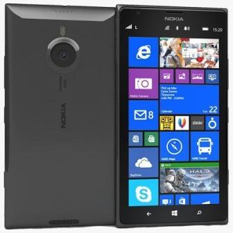 Nokia Lumia 1520, WindowsPhone 8   Black, Trieda A - použité, záruka 12 mesiacov