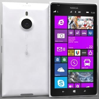 Nokia Lumia 1520, WindowsPhone 8 | White, Trieda C - použité, záruka 12 mesiacov