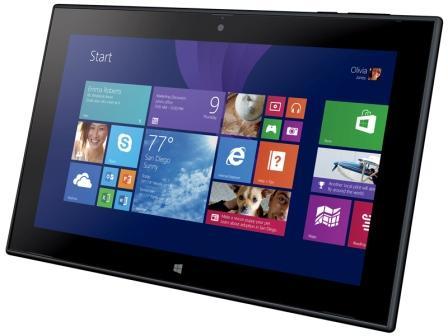 Nokia Lumia 2520, WindowsPhone 8 | Black, Trieda A - použité, záruka 12 mesiacov