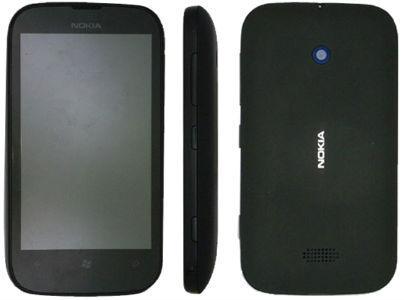 Nokia Lumia 510, WindowsPhone 8 | Black, Trieda C - použité, záruka 12 mesiacov