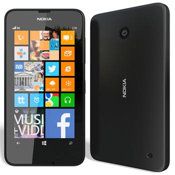 Nokia Lumia 630, WindowsPhone 8.1, - Trieda C - použité, záruka 12 mesiacov