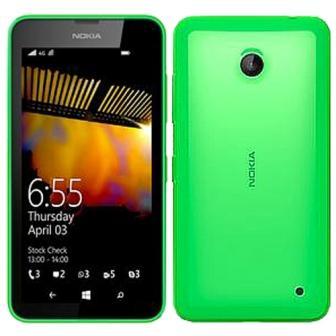 Nokia Lumia 635, WindowsPhone 8 | Green, Trieda C - použité, záruka 12 mesiacov