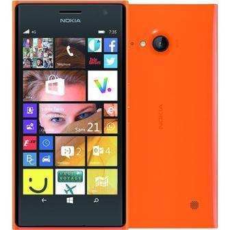 Nokia Lumia 735, WindowsPhone 8 | Orange, Trieda B - použité, záruka 12 mesiacov