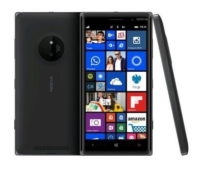 Nokia Lumia 830, 16GB | Black, Trieda A - použité, záruka 12 mesiacov