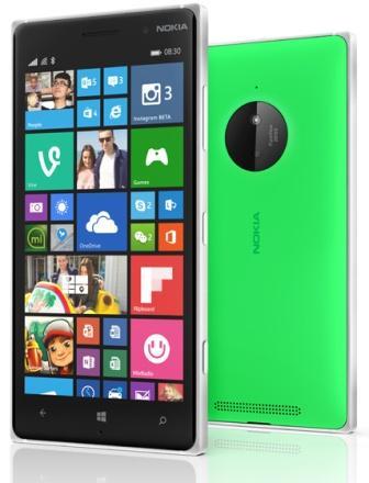 Nokia Lumia 830, 16GB   Green, Trieda A - použité, záruka 12 mesiacov