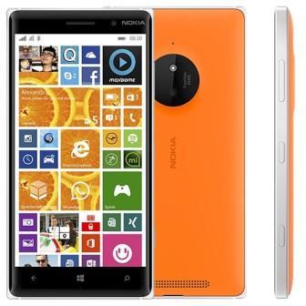 Nokia Lumia 830, 16GB | Orange, Trieda B - použité, záruka 12 mesiacov