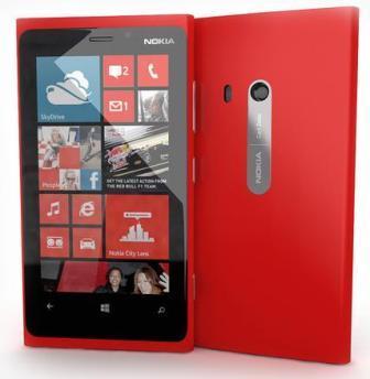 Nokia Lumia 920, WindowsPhone 8 | Red, Trieda C - použité, záruka 12 mesiacov