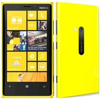 Nokia Lumia 920, WindowsPhone 8 | Yellow, Trieda C - použité, záruka 12 mesiacov