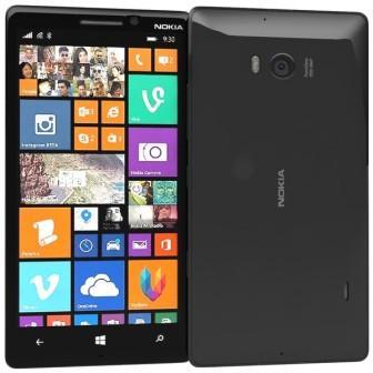 Nokia Lumia 930, WindowsPhone 8   Black, Trieda A - použité, záruka 12 mesiacov