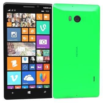 Nokia Lumia 930, WindowsPhone 8 | Green, Trieda A - použité, záruka 12 mesiacov