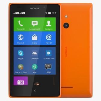 Nokia XL RM-1030, WindowsPhone 8 | Orange, Trieda B - použité, záruka 12 mesiacov***