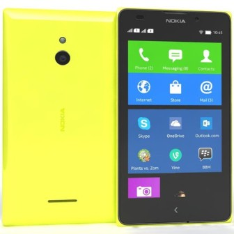 Nokia XL RM-1030, WindowsPhone 8 | Yellow, Trieda B - použité, záruka 12 mesiacov