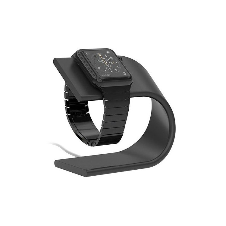 Nomad Stand stojan pre Apple Watch, Space Gray