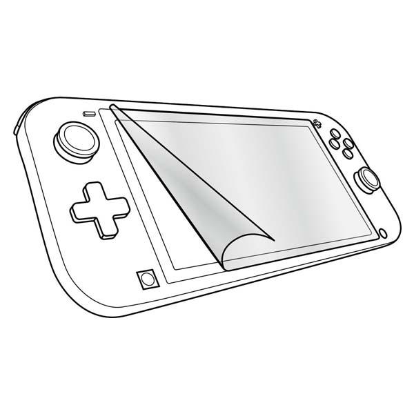 Ochranná fólia Speedlink Glance Protection Set pre Nintendo Switch Lite