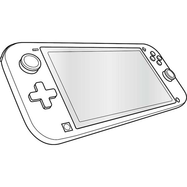 Ochranné sklo Speedlink Glance Pro Tempered Glass Protection Kit pre konzoly Nintendo Switch Lite