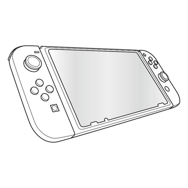Ochranné sklo Speedlink Glance Pro Tempered Glass Protection Kit pre Nintendo Switch