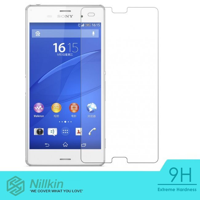 Ochranné temperované sklo Nillkin Amazing H pre Sony Xperia Z3 Compact - D5803