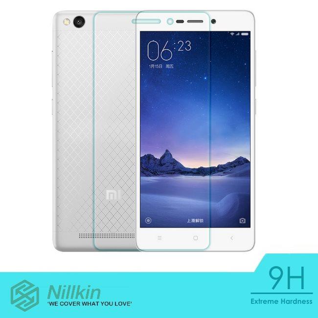 Ochranné temperované sklo Nillkin Amazing H pre Xiaomi Redmi 3/ 3 PRO/ 3S/ 3S Prime/ 3X