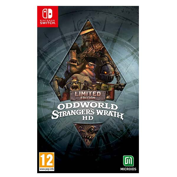 Oddworld: Stranger's Wrath (Limited Edition)