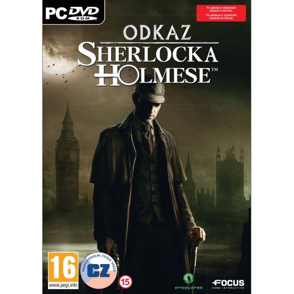 Odkaz Sherlocka Holmesa CZ