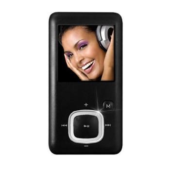 Odys MP-X27 Viva 4GB, Audio-Video prehrávač   Black - použité, záruka 3 mesiace