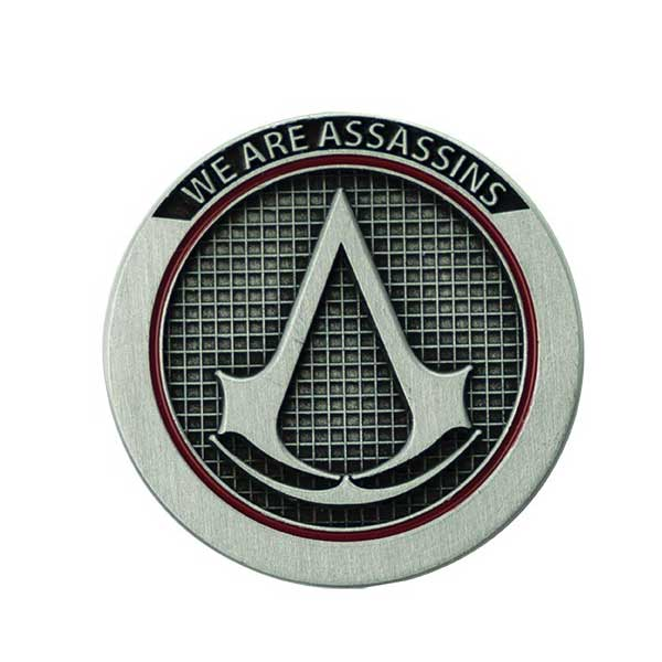 Odznak Crest (Assassin's Creed) ABYPIN016
