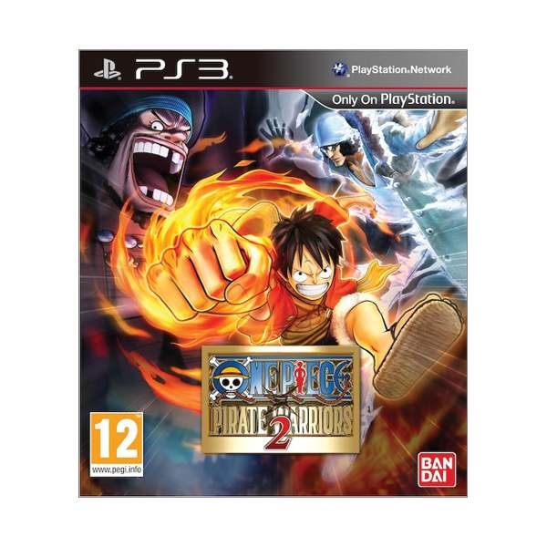 One Piece: Pirate Warriors 2 [PS3] - BAZ�R (pou�it� tovar)
