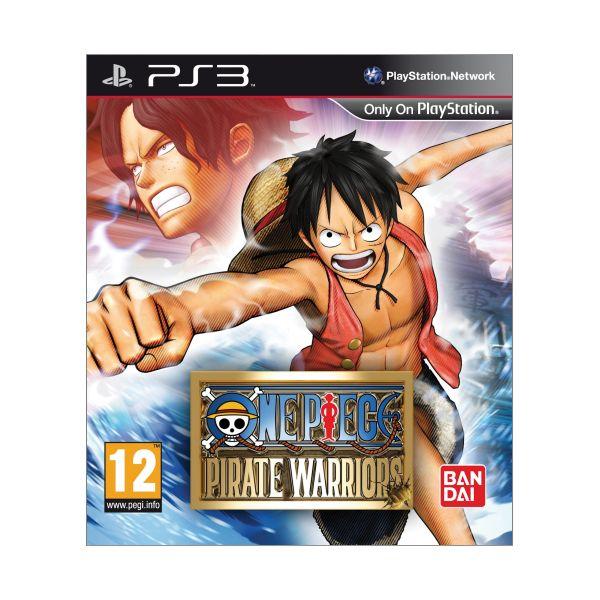 One Piece: Pirate Warriors [PS3] - BAZÁR (použitý tovar)