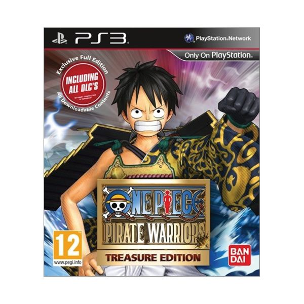 One Piece: Pirate Warriors (Treasure Edition)
