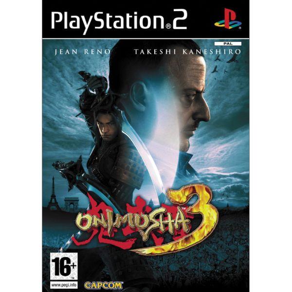Onimusha 3 [PS2] - BAZÁR (použitý tovar)
