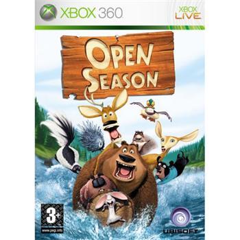 Open Season [XBOX 360] - BAZÁR (použitý tovar)