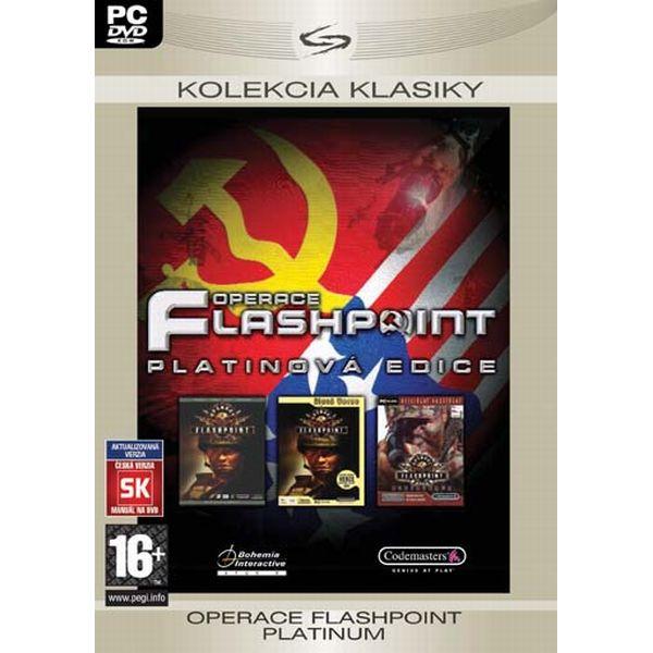 Operácia Flashpoint: Platinová edícia CZ
